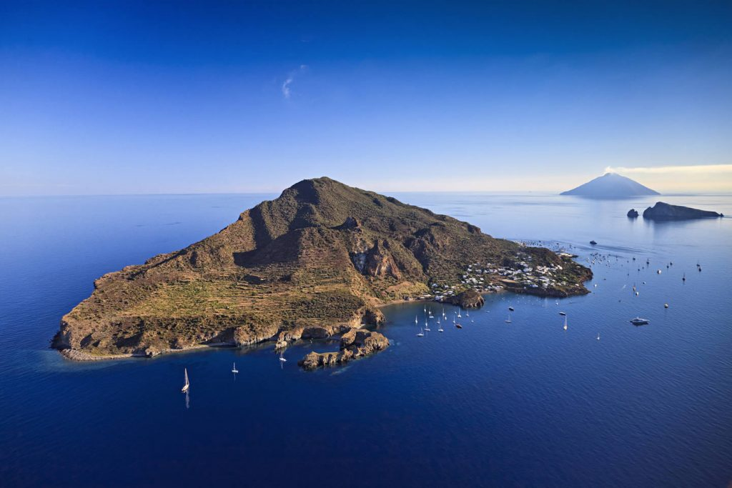 Tyrrhenian Sea And Aeolian Islands Private Boat Charter