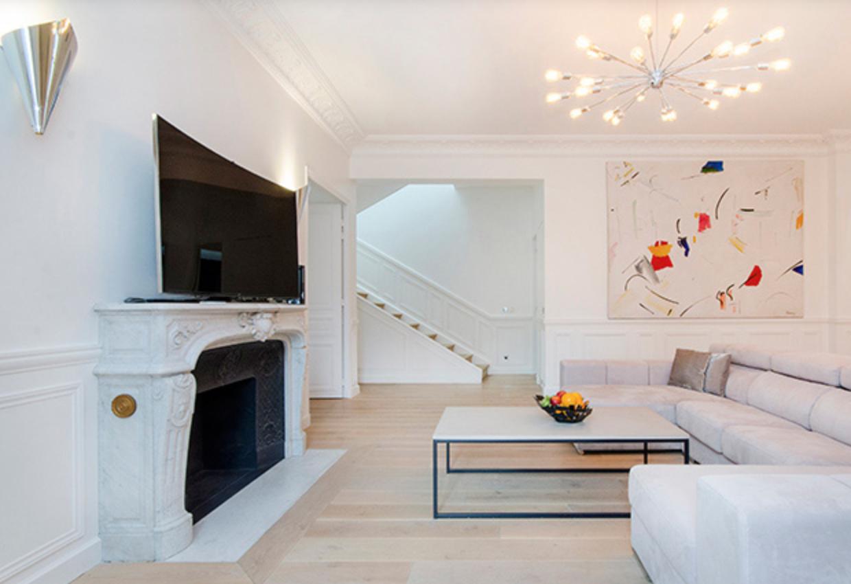 Paris Apartment Rental Avenue Montaigne