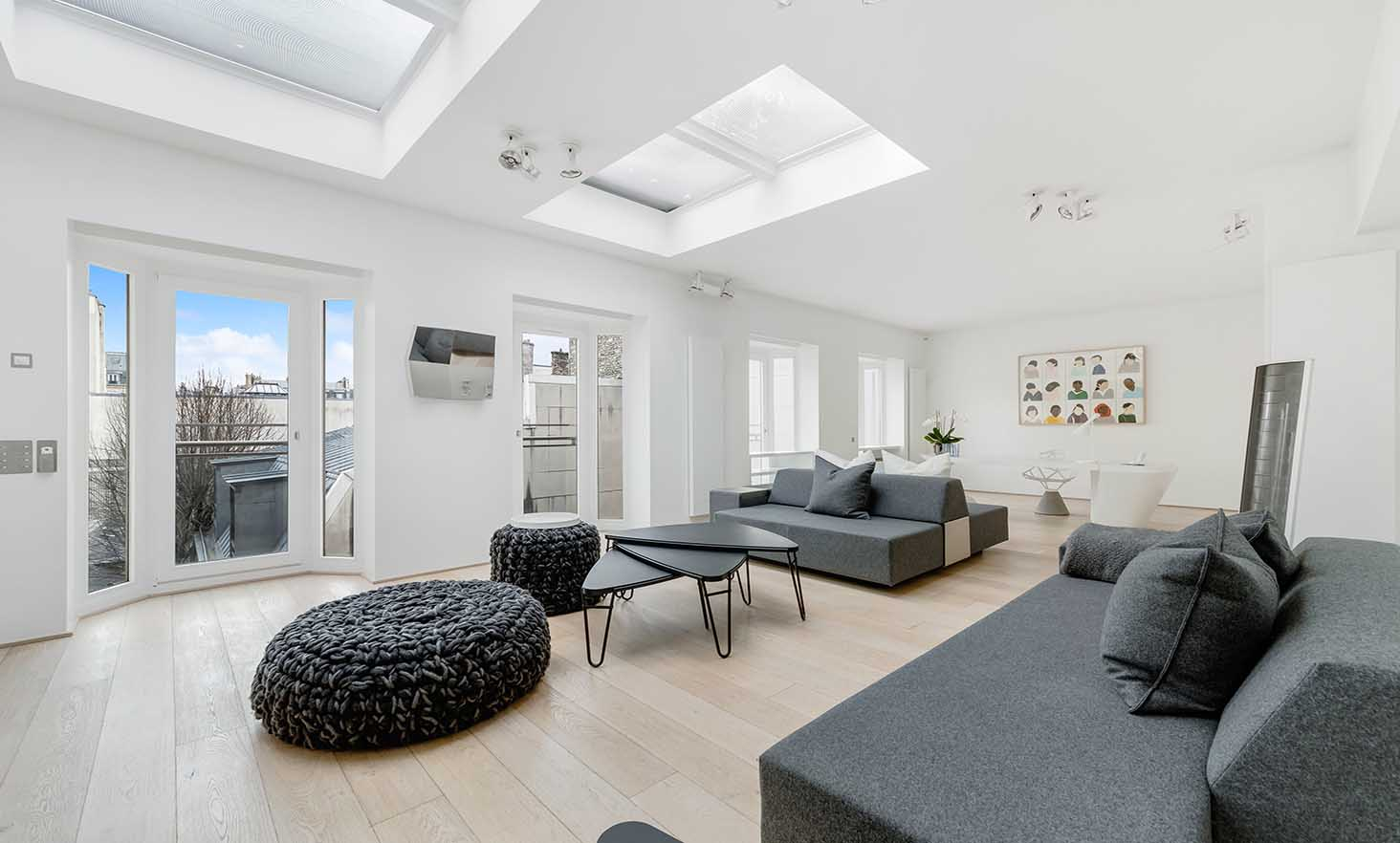 Paris-Duplex-Apartment-Paris-7th-4 bedroom