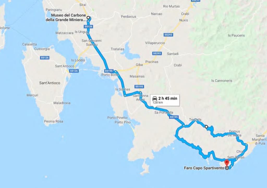 Private Supercar Tour of Sardinia in Italy