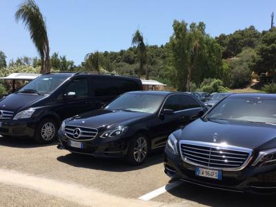 Private Car Transfers, Sardinia Italy
