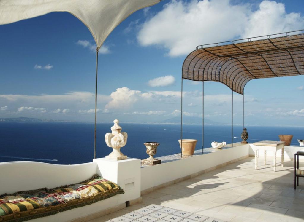 Villa Anacapri Capri Amalfi Coast Italy