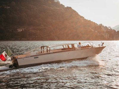 Venetian Taxi Water Limousine - Lake Como Luxury Charters Italian Allure Travel