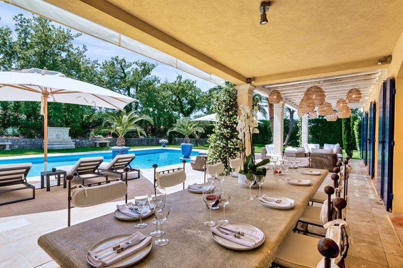 6 Bedroom Luxury Villa St Tropez