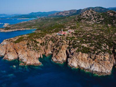 Faro Capo Spartivento Sardegna Sardinia