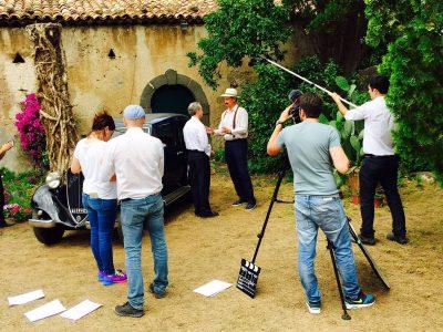 Godfather Sicily cinema