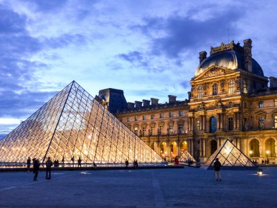 Louvre Museum PARIS FRANCE