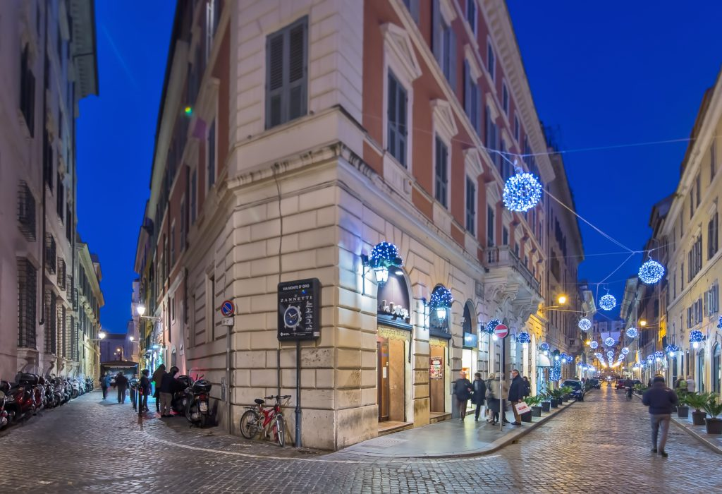 Christmas evenings in Rome, Italy - Luxury Winter Escapes