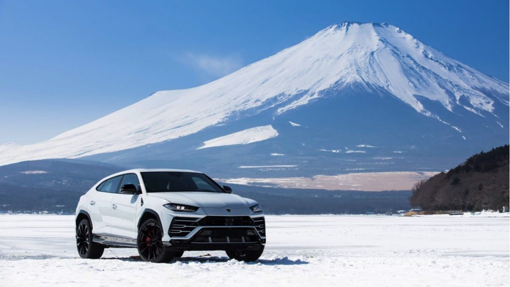 2020 Exclusive Italian Alps Drive Tour - Luxury SUVs