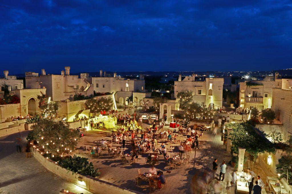 Festive Season at Borgo Egnazia in Puglia