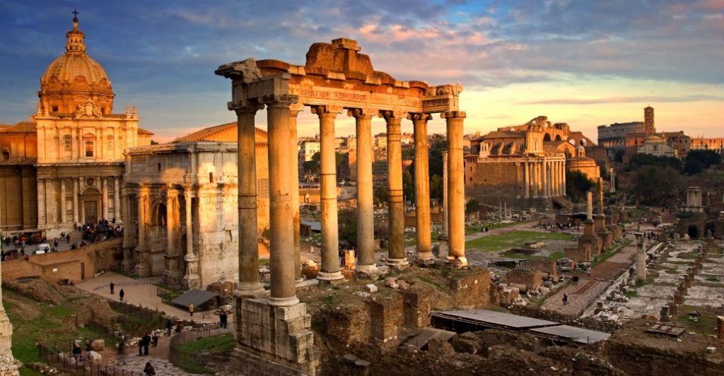 Roman Forum Private Tours - Luxury Winter Escapes