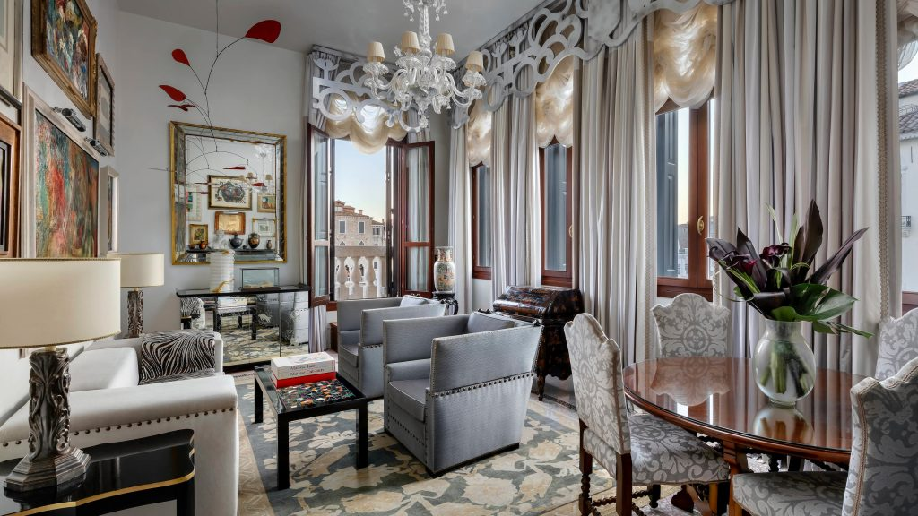 Patron Canal Suites at The Gritti Palace